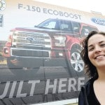 Magazine recognizes Lima's Shelley for work on Ecoboost engine