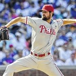 Phillies agree to trade Cole Hamels to Texas