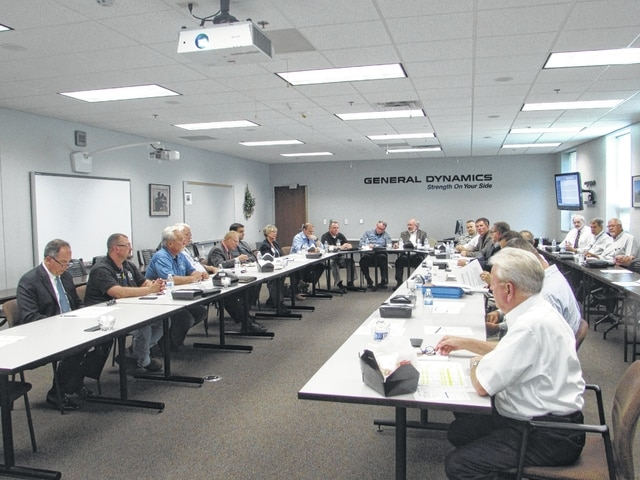 Community leaders and stakeholders discussed the future of the JSMC and jobs at the Task Force Lima meeting on Monday.