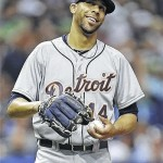 Tigers send David Price to Blue Jays