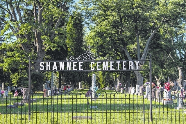Before the pioneers opened what would become Shawnee Cemetery opened, the Hog Creek Shawnee had buried their dead in an area close to the Little Ottawa River.