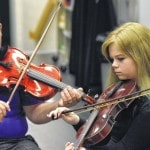 Program offers orchestral students opportunity to improve, build relationships