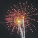 Guide to fireworks shows