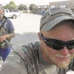 Armed citizens guard recruiters after Tennessee shootings