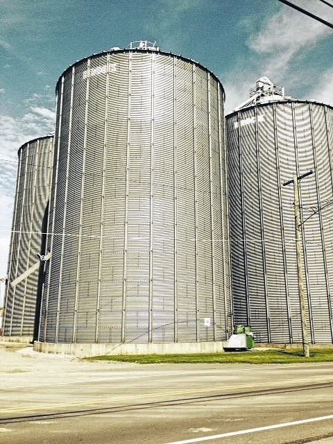 The Ohio Supreme Court ruled this week that grain bins are fixtures that are not real property and are therefore not subject to real estate taxes.