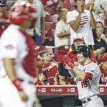 Homer in 13th dooms Reds