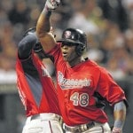 Indians lose on 9th-inning homer