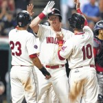 Indians rout Twins 17-4