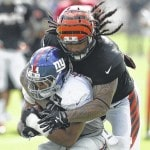Bengals, Giants look for energetic but peaceful practices