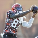 Browns' Pryor says he's 'dedicated to coming back' from injury