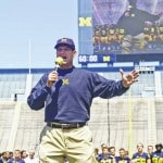 Harbaugh makes rivalry burn hotter