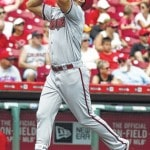 Iglesias fans 13, but Reds fall to D-backs