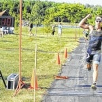 Post, Kuhlman lead the way in YMCA/Kewpee Triathlon