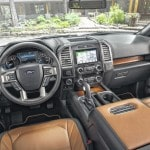 Sky's the limit for luxury trucks
