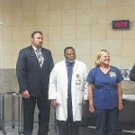 Lima Memorial accepts donation for germ-fighting robot