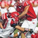 Wapakoneta scores early, often