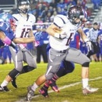 Spencerville's Zach Goecke goes from trenches to spotlight