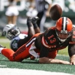 Browns add QB following McCown's concussion
