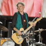Rolling Stones' Keith Richards making moves
