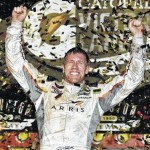 Carl Edwards rallies for win at Southern 500