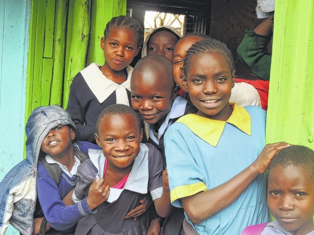 Currently, through Acacia of Hope 47 girls are sponsored so they can go to school.
