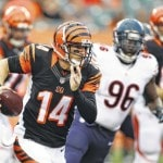 Bengals aim for playoff success
