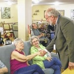 Lima mayor issues Assisted Living Week proclamation at Elmcroft