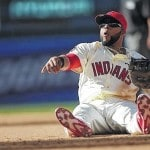 Chisenhall homers to keep Indians in wild-card race
