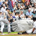 Raburn, Bauer lead Indians over White Sox