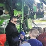 Students learn how food goes from 'soil to spoon' at Van Wert Cows and Plows Day