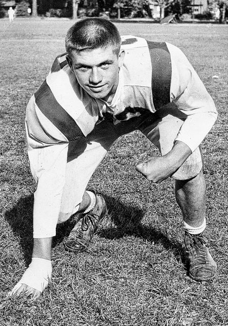 Gary Moeller poses for a photo in the 1950s.