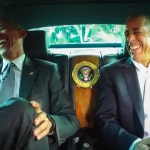 Obama, Seinfeld trade one-liners in video