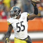 Steelers sneak into playoffs with win over Browns