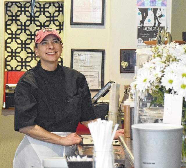 Alisa McPheron owns and operates the Fat Cat Diner in the downtown across from the Allen County Courthouse. She keeps hungry people fed while catering to Lima businesses.