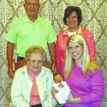 Five generations: Hoffman family