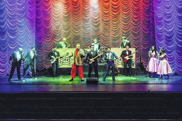 """""""The Buddy Holly Story"""" will be staged Saturday at Veterans Memorial Civic Center, Lima."""