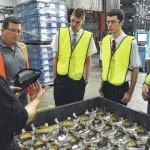 Students learn appeal of manufacturing jobs