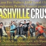 Lima fire fighters to hold benefit concert