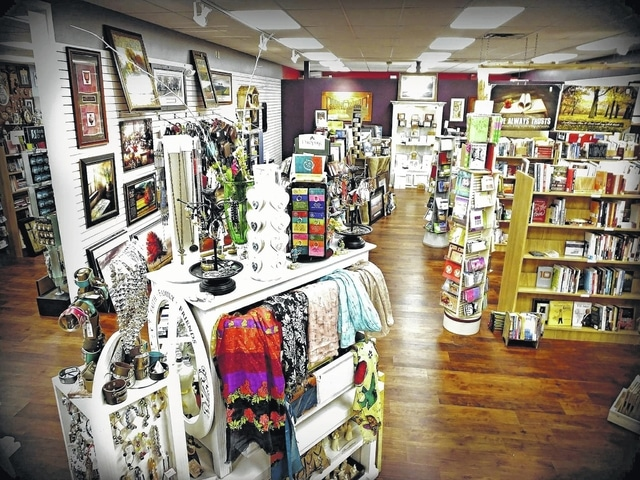 A look inside the newly remodeled Cornerstone Shop in New Bremen. The shop will hold a ribbon cutting ceremony to celebrate its re-opening Monday.