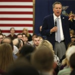 Kasich's State of the State road trip continues to Marietta