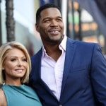 Michael Strahan's exit as 'Live' co-host moved up to May