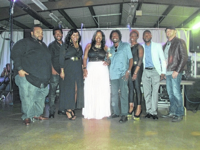 Local band Stedic and the Groove was awarded during the first Black Excellence Awards held at UAW Hall 1219 on Friday. A total of 42 awards were given at the event.
