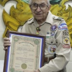 94-year-old Boy Scout leader to retire, disband troop