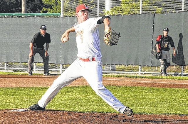 Brad Croy, an Ottawa-Glandorf graduate, got the win for the Lima Locos in the best-of-five Great Lakes Summer Collegiate League opener Saturday night against Hamilton at Simmons Field.
