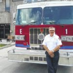 Heffner calls it a career at fire department