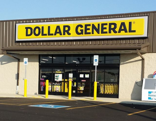 A new Dollar General Store is now open along state Route 65 in Columbus Grove. The store will celebrate its grand opening Saturday.