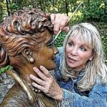 'Scary Lucy' no more: Town reveals new Lucille Ball statue