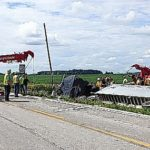 Site of deadly Ohio team crash had another accident days ago