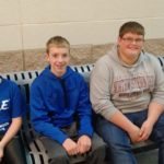 Allen East announces 6th, 7th and 8th grade students of the quarter