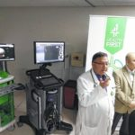 Hospital obtains new lung cancer technology
